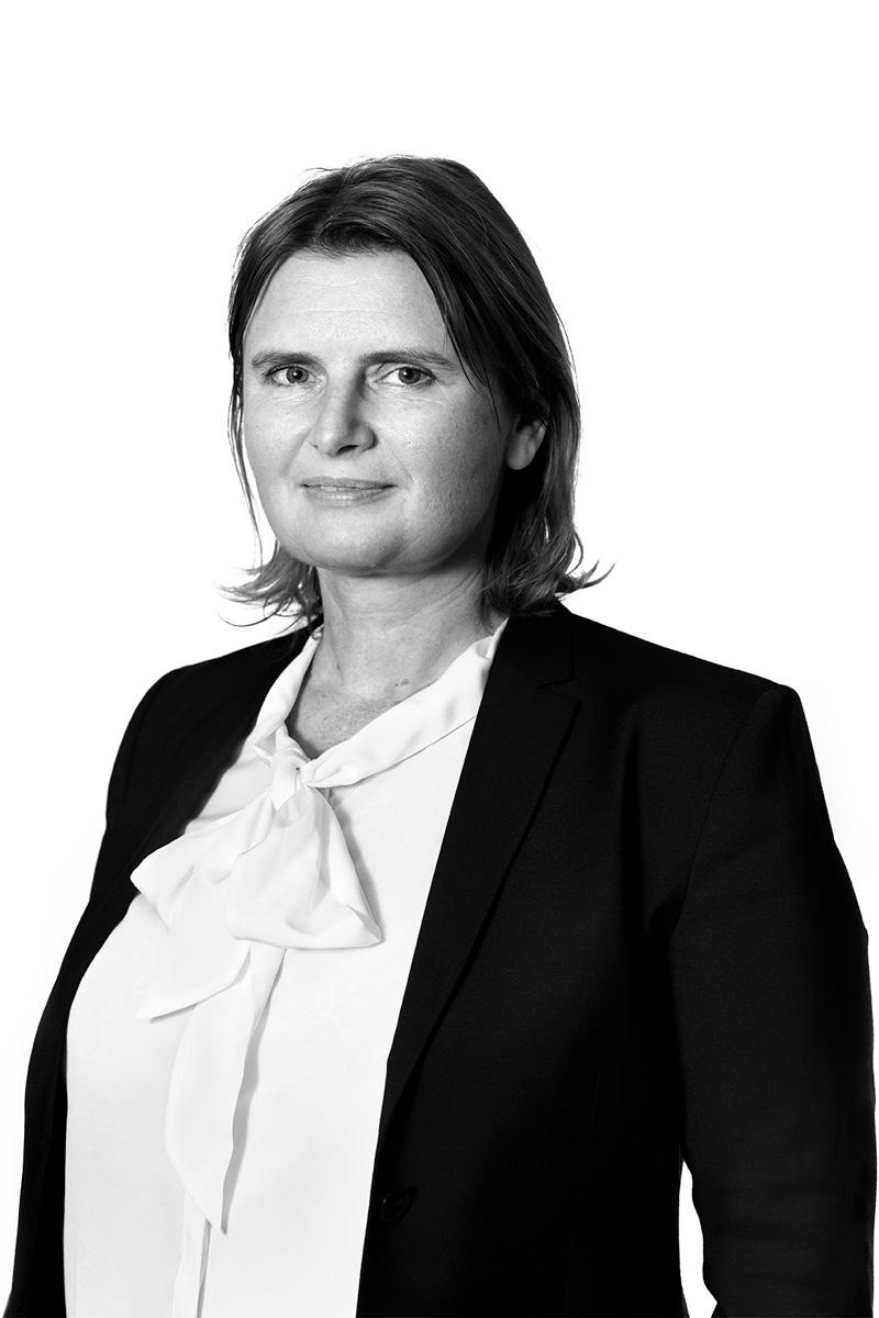Ewa Björk Porträtt